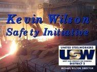 Kevin Wilson Initiative - USW