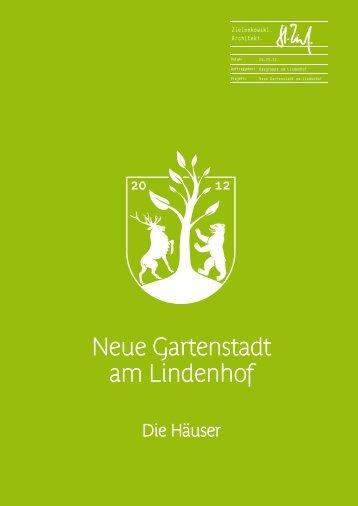 Neue Gartenstadt am Lindenhof - Das WOHNPORTAL Berlin!