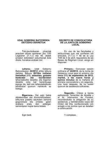 11 de septiembre de 2012 (PDF 146Kb) - Ayuntamiento de Santurtzi