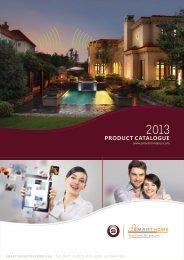 2013 Product catalogue (En)1.0.cdr - Smart-Bus Home Automation