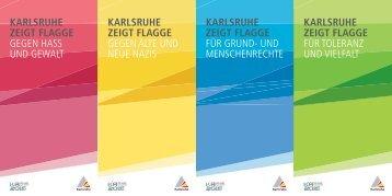 Karlsruhe zeigt Flagge - ANA & ANDA Blog