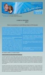 L'entre-deux - 7 novembre 2012 - CSSS Argenteuil