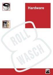 Hardware - Rollwasch ® Italiana Spa
