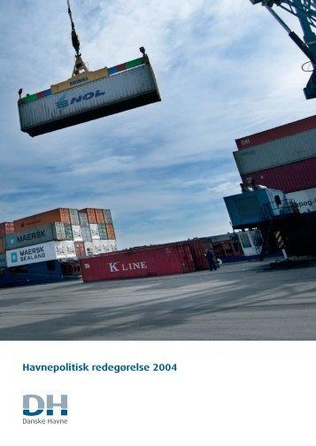 Download redegørelsen (pdf) - Danske Havne