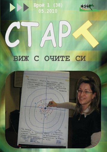 ВИЖ С ОЧИТЕ СИ - Информационен портал за НПО в България