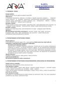 Karta charakterystyki produktu - Venol - Page 2