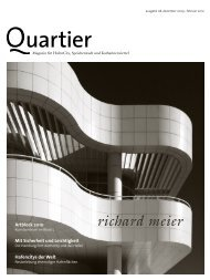 richard meier - Quartier