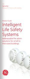 FireworX Intelligent Systems Product Guide - UTCFS Global Security ...