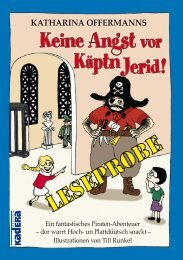 leseprobe - Kadera Verlag