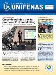 Edição 141 - Maio/2011 - Unifenas