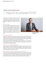 Télécharger - Radio Télévision Suisse Romande