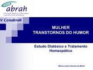 mulher transtornos do humor - Associação Brasileira de Reciclagem ...
