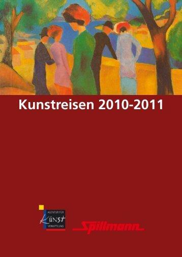 Kunstreisen 2010-2011 - Spillmann