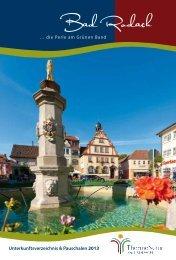 Ferien w ohnungen - Bad Rodach