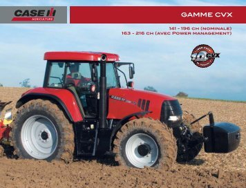 Télécharger la brochure CVX - Case IH