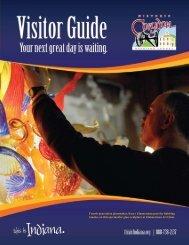 Fourth-generation glassmaker, Kerry Zimmerman ... - Historic Corydon