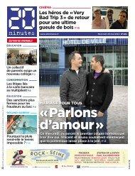 « Parlons d'amour » - 20minutes.fr