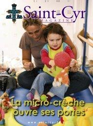 magazine octobre 2009 - Daniel FARNIER