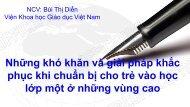 Học sinh- ThS Bùi Thị Diển.pdf - VVOB