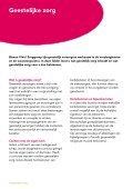 Brochure Geestelijke zorg - Viva! Zorggroep - Page 2