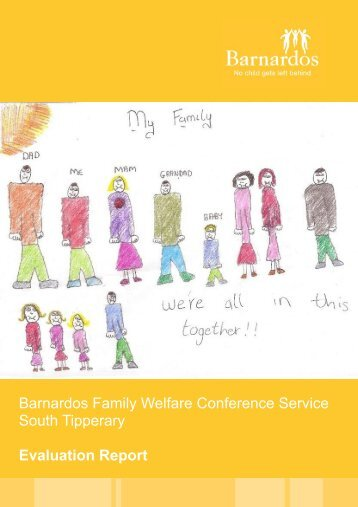 Barnardos Family Welfare Conference Service South Tipperary ...