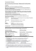 Abendveranstaltungen und Weiterbildungen 2008 - SBK Sektion ... - Page 4