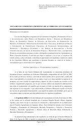 DICTAMEN DE COMISIONES Y PROPUESTA DE ACUERDO DEL ...