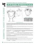 Combination Air - Metro Valve & Actuation - Page 5