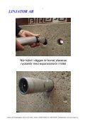 B-Lock Flex i sten/murvägg - Linjator AB - Page 3