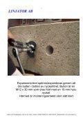 B-Lock Flex i sten/murvägg - Linjator AB - Page 5