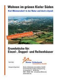 und Reihenhäuser Wohnen im grünen Kieler Süden Kiel-Meimersdorf