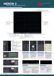 NEMON 2- Software de administración remota para ... - CCTV Center