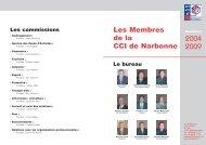 Mise en page 1 - (CCI) de Narbonne, Lézignan-Corbières et Port la ...