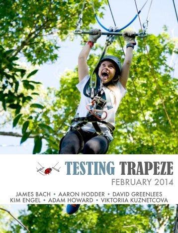 TestingTrapeze-2014-February