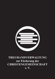 Erste Informationen der Treuhandverwaltung zur Förderung ...
