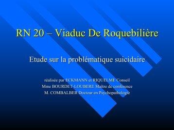 RN 20 – Viaduc De Roquebilière