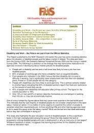 Newsletter Issue 5: June 2005 - FÁS