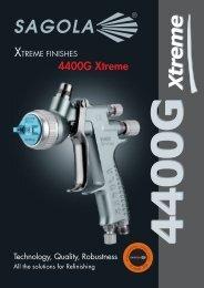 SAGOLA 4400 Xtreme - Spray Equipment Associates