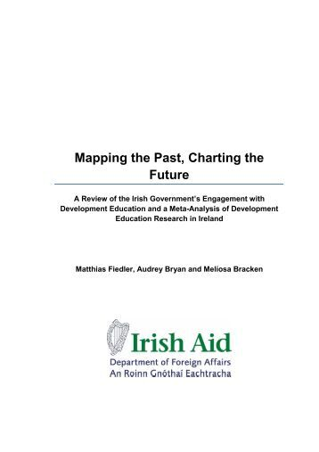 Mapping the Past, Charting the Future - Irish Aid