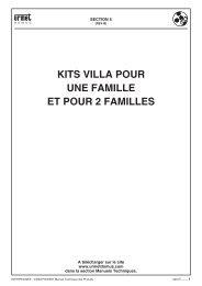 manuel kits villa.pdf - Urmet