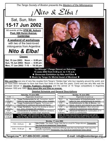 Â¡Nito & Elba !