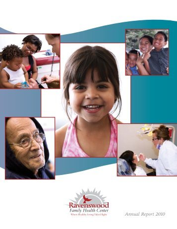 Annual Report 2010 - Ravenswood Family Health Center