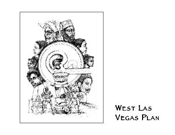 section dividers - City of Las Vegas