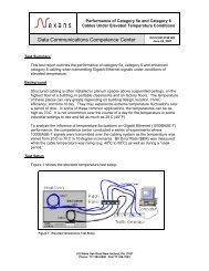 Data Communications Competence Center - Nexans