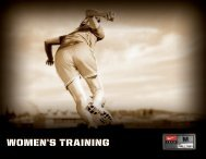 WOMEN'S TRAINING - Nike Team Sports