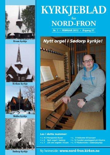 KYRKJEBLAD - Kirkene i Nord-Fron
