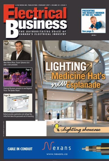 February 2007.pdf - Electrical Business Magazine