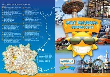 Visit Kauhava summer 2013