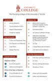 2013-14 University College New Student Guide - Page 2