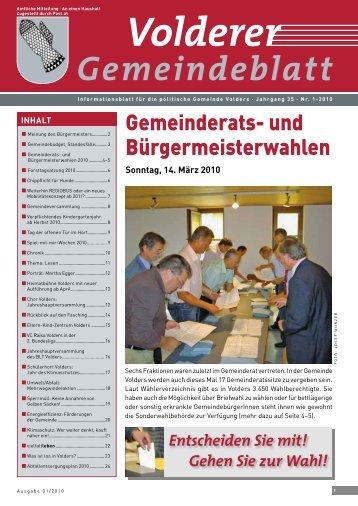6,35 MB - Volders - Land Tirol